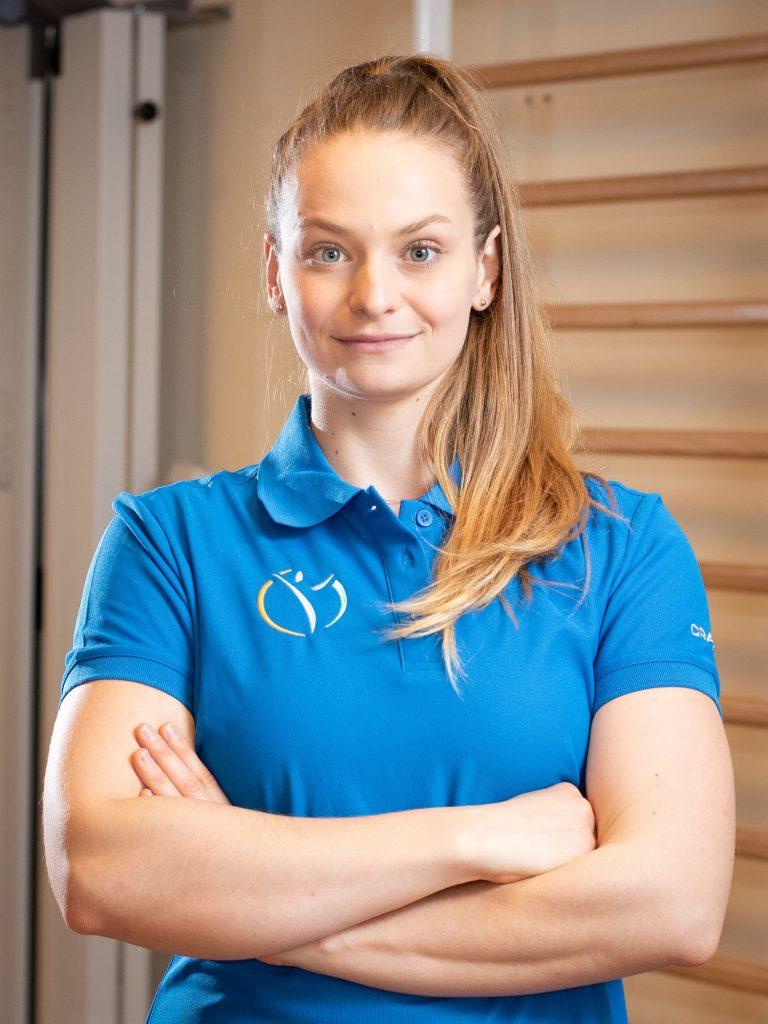 Sportwissenschaftlerin Natascha Hölldobler