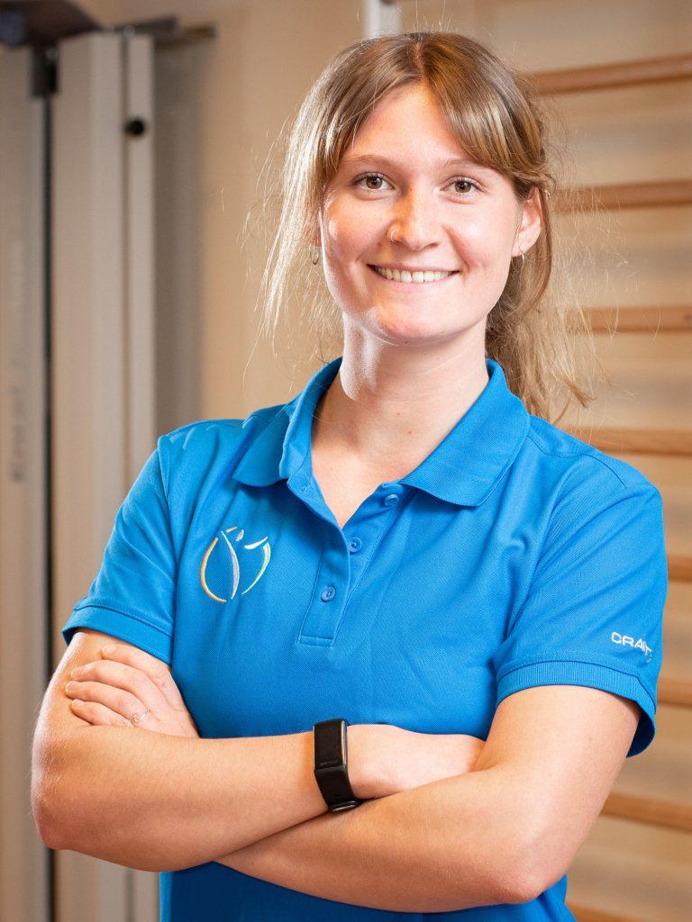 Sportwissenschaftlerin Elena Köppel