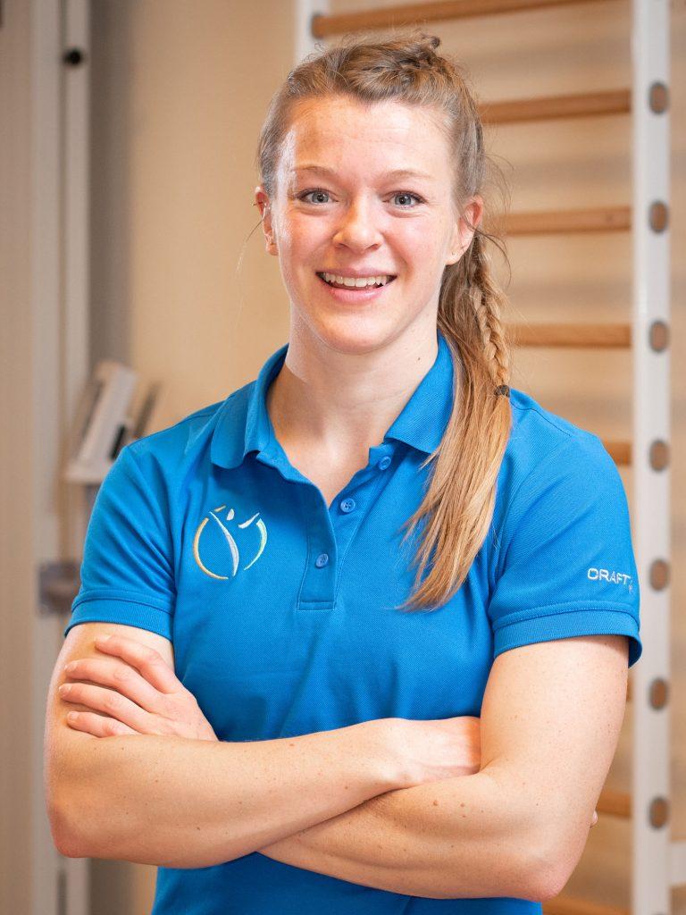 Sportwissenschaftlerin Annika Gentz