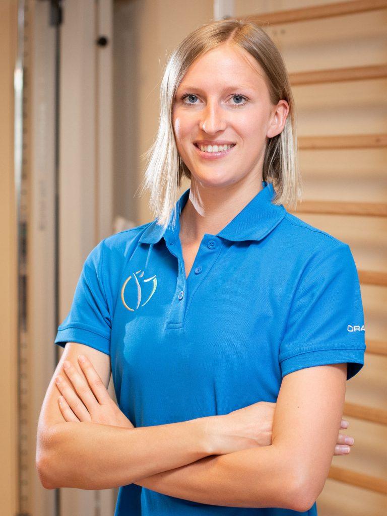 Sportwissenschaftlerin Franziska Grolms