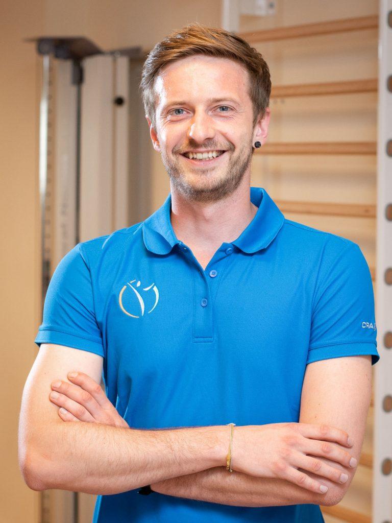 Sportwissenschaftler Patrick Schwaiger