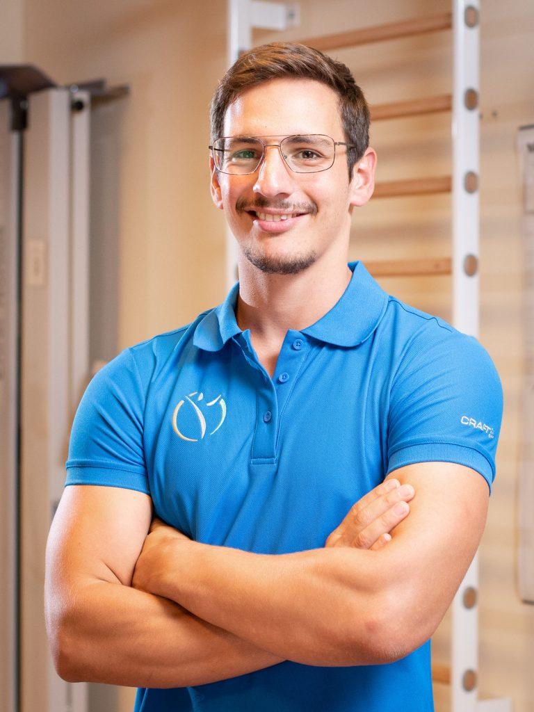 Sportwissenschaftler Johannes Voß