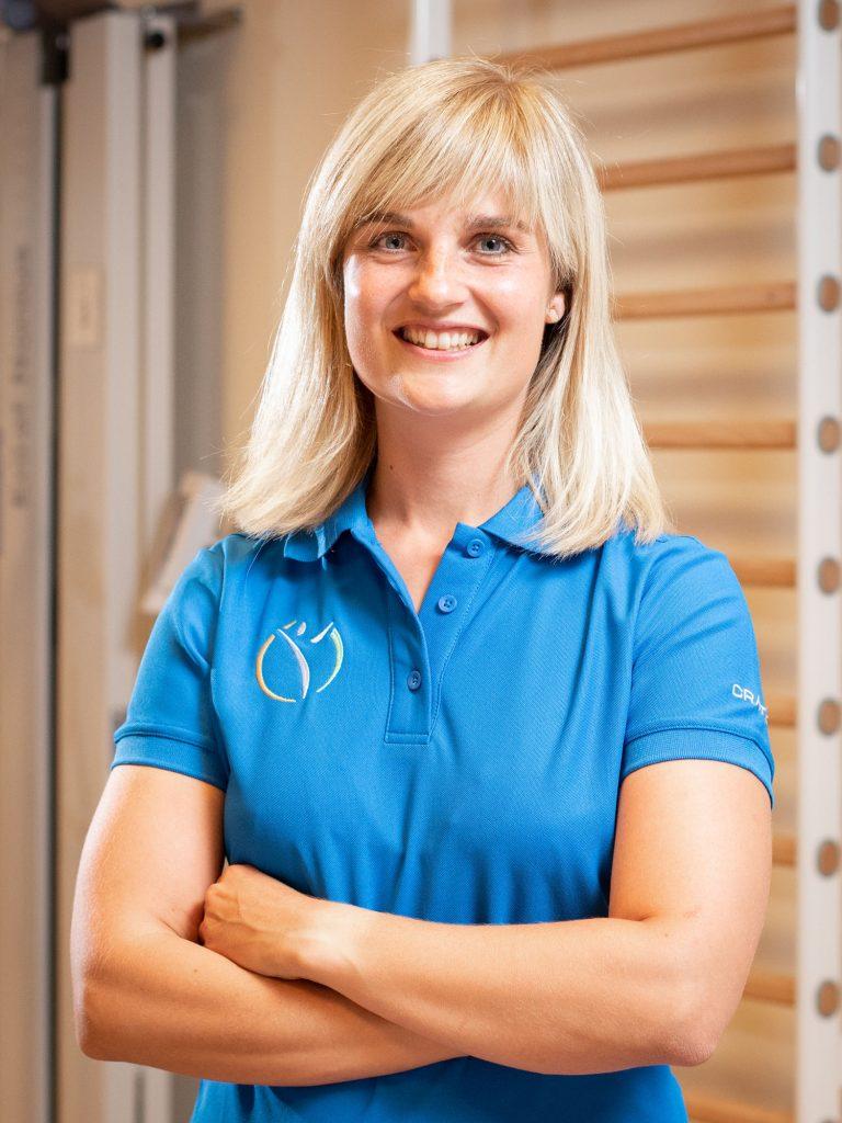 Sportwissenschaftlerin Victoria Krohn