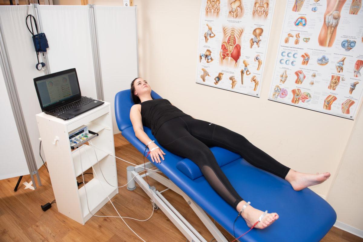 Messung der Körperzusammensetzung